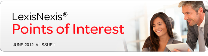 LexisNexis Points of Interest